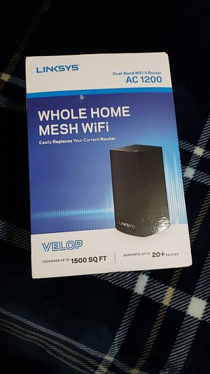 Linksys mesh router for Sale in Murfreesboro, TN