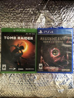 PS4/Xbox one games for Sale in San Diego, CA