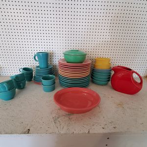 Fiestaware Lot for Sale in New Columbia, PA