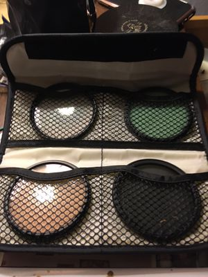 TIFFEN 67mm enhancement filters for Sale in Lake Elsinore, CA