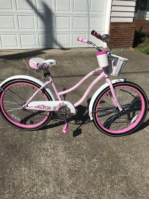 L👀K Ladies beach cruiser bike. CUTE!! for Sale in Woodburn, OR