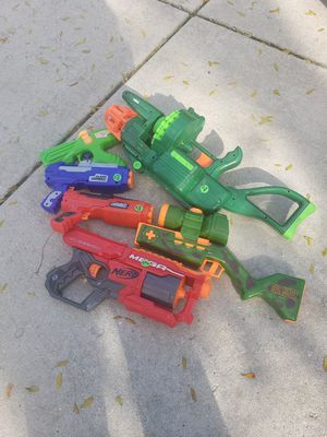 Nerf guns for Sale in Darien, IL