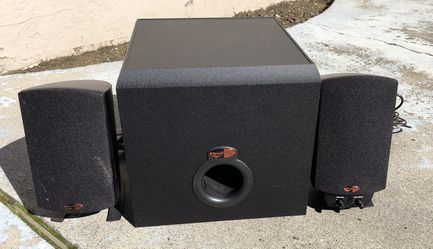 Klipsch Audio Speaker system! for Sale in Concord,  CA
