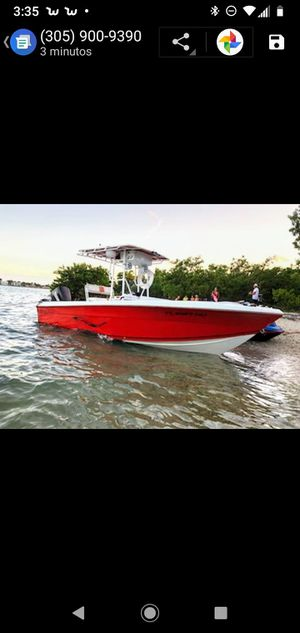 Bote Angler 22 motor Suzuki 225 full Custom for Sale in Hialeah, FL