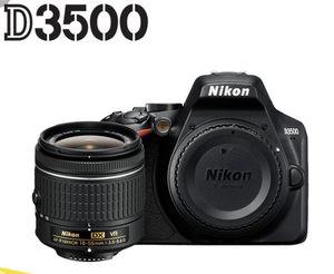 Nikon D3500 lens 18.55mm lens for Sale in Hawaiian Gardens, CA