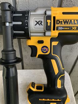 DEWALT MAX XR DCD996 3SPEED HAMMER DRILL BRUSHLESS for Sale in Normandy Park,  WA