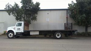 Flatbed Truck for Sale in Fresno, CA