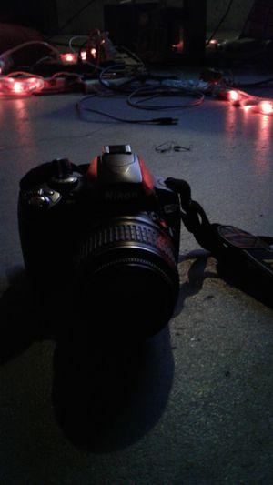 Nikon d40x camera for Sale in Wichita, KS