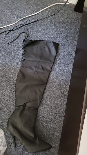 Sexy Thigh highs Boots size 11 for Sale in Boston, MA