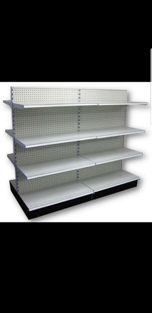Gondola Shelving Hundreds of sections available for your store for Sale in Hialeah, FL