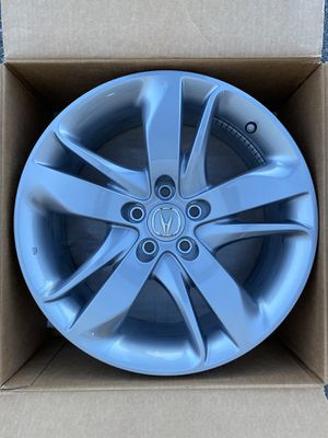 "Almost New 2019-2020 Acura RDX Factory 19"" Alloy Wheel Advance Package OEM 42700-TJB-A21 with TPMS for Sale in Sterling, VA"