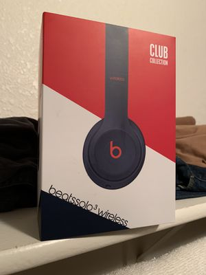 "BEATS-SOLO 3 WIRELESS ""Club Collection"" for Sale in Avondale, AZ"