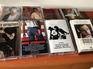 Springsteen tapes for Sale in Lebanon, PA