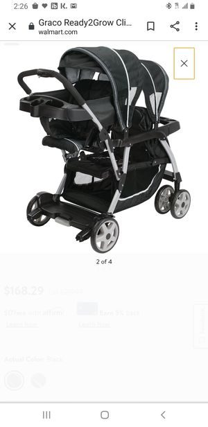 Graco double stroller for Sale in Duluth, GA