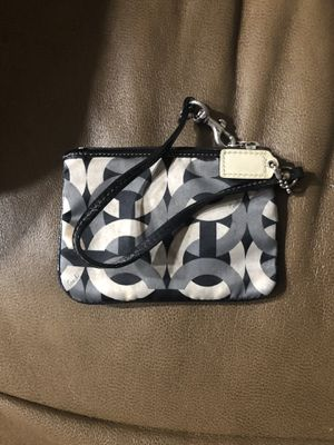 Coach wristlet for Sale in Tyler, TX
