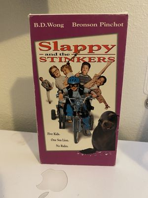 Slappy and the Stinkers Vintage VHS 📼 for Sale in Albuquerque, NM