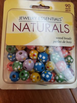 Wood beads for Sale in Austin, TX