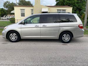 2007 Honda odyssey, Mini van, Automatic for Sale in Miami, FL