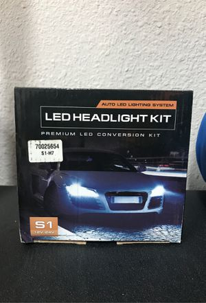 LED Headlight Kit S1 for Sale in Hollywood, FL