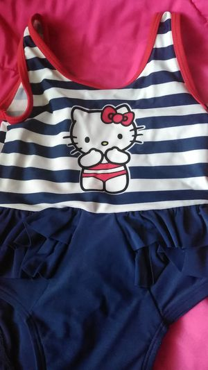 Hello Kitty swim suit 18 month girls for Sale in Draper, UT