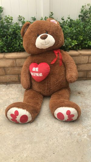 72 inch Jumbo Teddy Bear for Sale in Paramount, CA