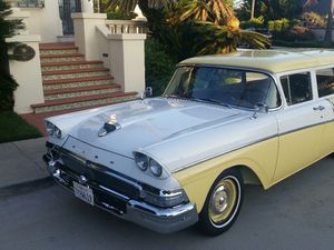 1958 Ford Ranch Wagon for Sale in San Diego, CA