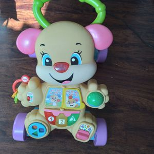 Fisher Price LAUGH and Learn Pup Walker for Sale in Philadelphia, PA