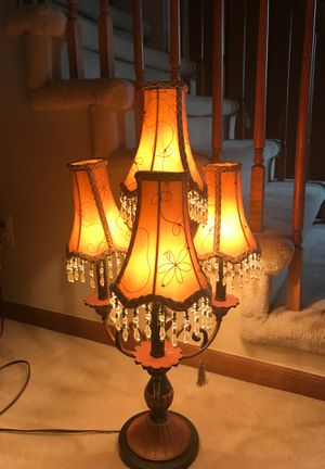 Antique table lamp for Sale in Farmington Hills, MI