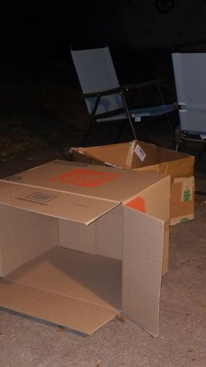 Free boxes for Sale in Abilene, TX