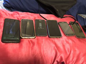 6 Samsung Galaxy Android Phones for Sale in Cambridge, MA