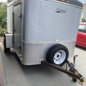 Enclosed Trailer 6x10 for Sale in Long Beach, CA