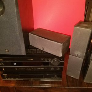 STEREO / THEATER SYSTEM for Sale in Happy Valley, OR