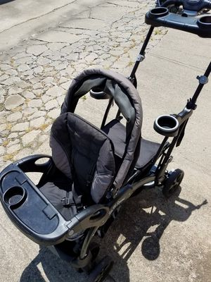 Sit and Stand Tandom Stroller for Sale in High Point, NC