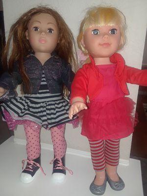 Nice dolls! Please! for Sale in Grand Prairie, TX