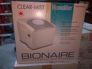 New Bionaire humidifier for Sale in Atlanta, GA