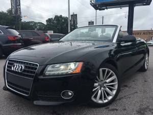 2010 AUDI A5 2.0T PREMIUM PLUS// $3999DOWN*$388MONTH W/INS INCLD-$14998(7414 N FLORIDA AVE PLEASE ask for Toris luxury auto mall for Sale in Miami, FL
