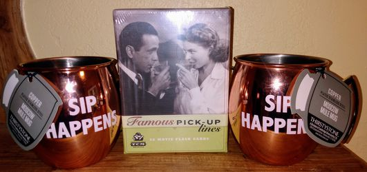 Moscow Mule Mugs Set for Sale in Hoquiam,  WA