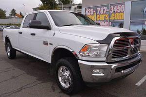2012 Ram 2500 for Sale in Lynnwood, WA