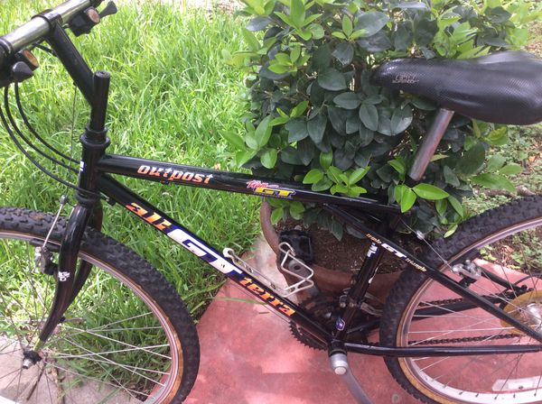 GT outpost all terra mountain bike