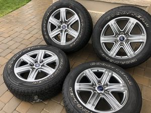 """New 2020 Ford F150 Factory 20"""" wheels and tires for Sale in San Juan Capistrano, CA"""