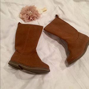Girl Size 6 Tan / Brown Boutique Boots for Sale in Bountiful, UT
