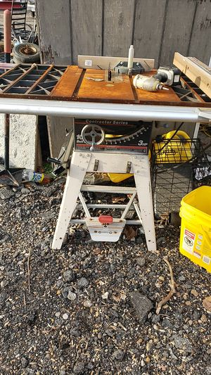Table saw for Sale in Laurel, MD