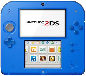 Blue Nintendo 2ds for Sale in Brooklyn, NY
