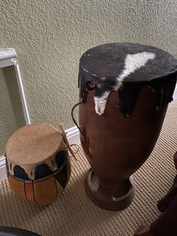 African Drums  for Sale in Elk Grove, CA