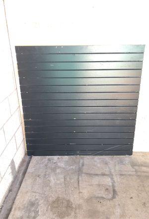 Slate wall Slatewall slat wall for Sale in Lake Worth, FL