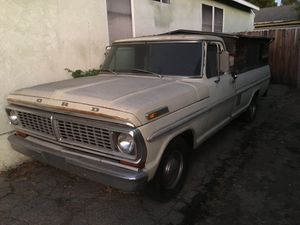 1970 Ford F-100 Ranger for Sale in Whittier, CA