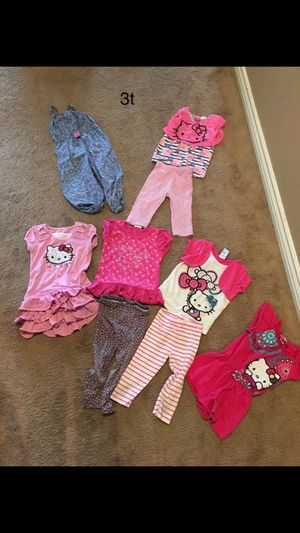 Hello kitty girl clothing for Sale in Las Vegas, NV