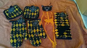 New Halloween Kitchen Decoration All for $5 for Sale in El Cajon, CA