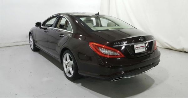 Very Sexy 2013 CLS550 4Matic
