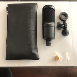 AT 2020 Condenser Microphone for Sale in Houston,  TX